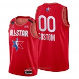 Camiseta All Star 2020 Personalizada Rojo