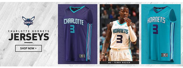 Camisetas nba Charlotte Hornets baratas