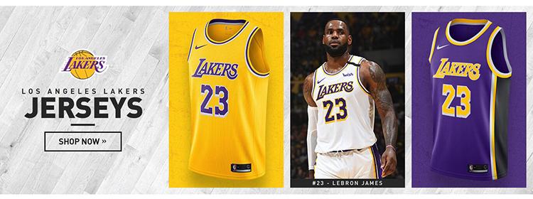 Camisetas nba Los Angeles Lakers baratas
