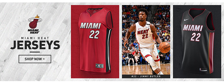 Camisetas nba Miami Heat baratas