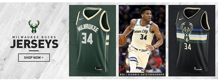 Camisetas nba Milwaukee Bucks baratas
