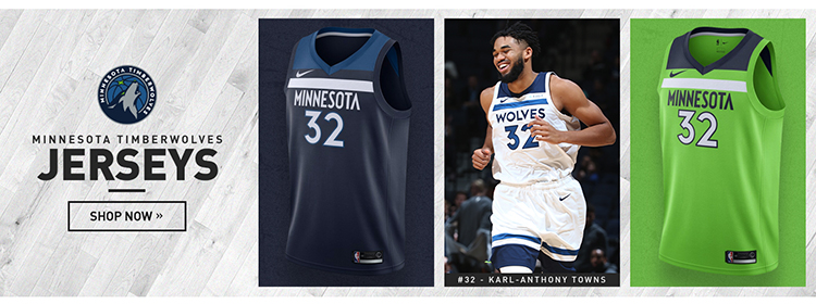 Camisetas nba Minnesota Timberwolves baratas