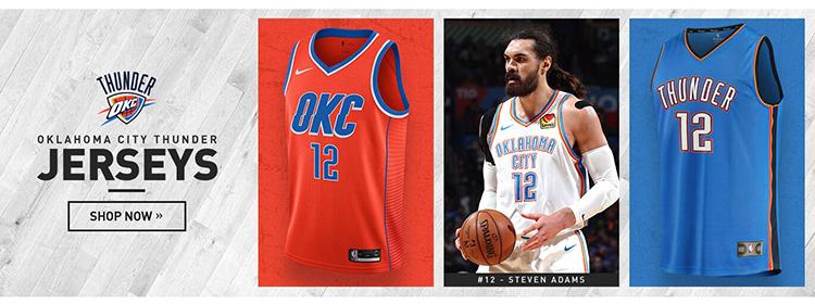 Camisetas nba Oklahoma City Thunder baratas