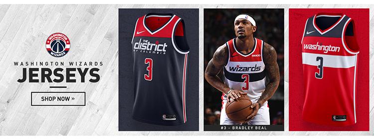 Camisetas nba Washington Wizards baratas